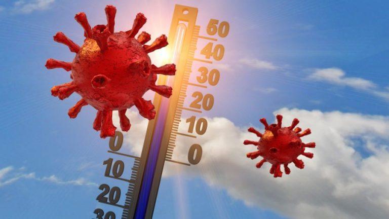 Πως επιδρούν μετεωρολογικοί και κλιματικοί παράγοντες στην πανδημία