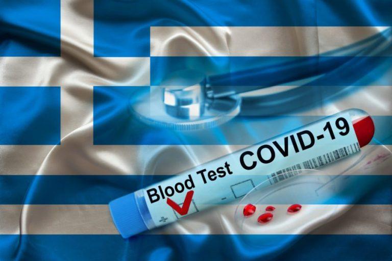 Read more about the article «Υποχωρούν» οι δείκτες για την πανδημία