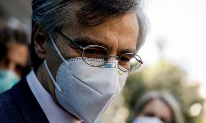 """Τσιόδρας: """"Ο κορονοϊός ήρθε για να μείνει"""" – Τι είπε για τις μεταλλάξεις, τα εμβόλια και την ανοσία"""